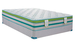 Springwall Chiropractic Distinction Euro Pillowtop Firm Queen Set