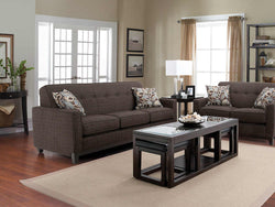 Ottawa Pewter Sofa