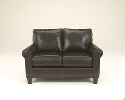 Nastas Durablend Love seat - Bark