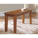 Berringer Bench - Brown