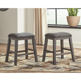 Kingston Bay Bar Stool - Gray