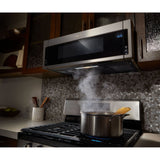 Whirlpool Gas Range - Black Stainless