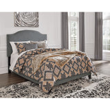Adelloni Queen Bed - Gray