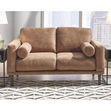 Arroyo Loveseat - Caramel