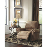 LARKINHURST Rocker Recliner - Earth