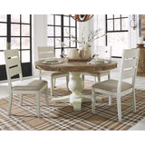 Grindleburg 5 Piece Casual Dining - Antique