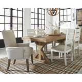 Grindleburg 5 Piece Casual Dining - Brown