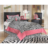 Maribel Twin Headboard - Black