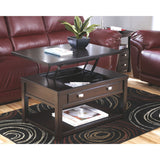 Hatsuko Coffee Table - Dark Brown