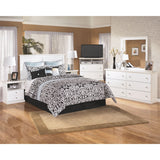Bostwick Queen Headboard - White