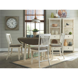 Bolanburg  5 Piece Casual Dining - White