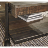 Bostweil Coffee Table - Brown/Black