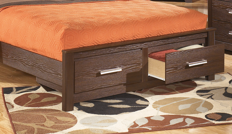 Aleydis Queen Storage Footboard