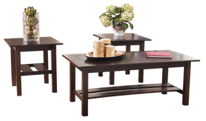 Lewis 3 Pack Tables