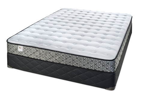 Sealy DRSG II Springfree Tight Top Plush Mattress Set