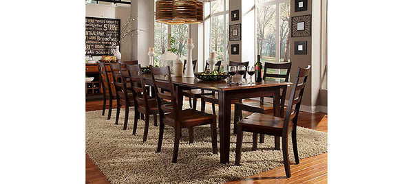 Bristol Point Expandable 5 Piece Dining Set