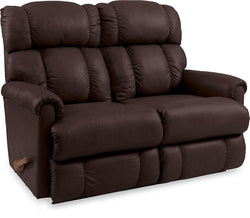 Pinnacle Reclining Loveseat - Leather