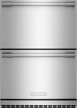 "Electrolux ICON® 24"" Under-Counter Refrigerator Drawers"