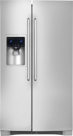 Electrolux Counter-Depth Side-By-Side 23 Cu. Ft. Refrigerator with IQ-Touch™ Controls