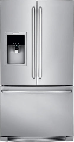 Electrolux Standard-Depth French Door 27 Cu. Ft. Refrigerator with Wave-Touch® Controls