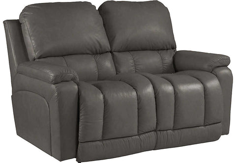 Greyson Power Reclining Loveseat with Console