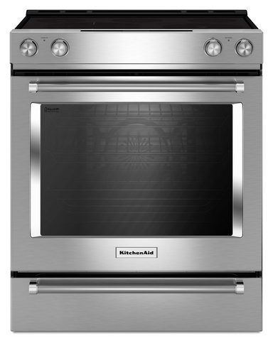 KitchenAid True Convection Range