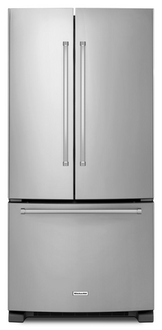 KitchenAid French Door Fridge