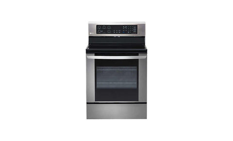 LG 6.3 cu. ft. Single Oven Electric Range with EasyClean® - Stainless