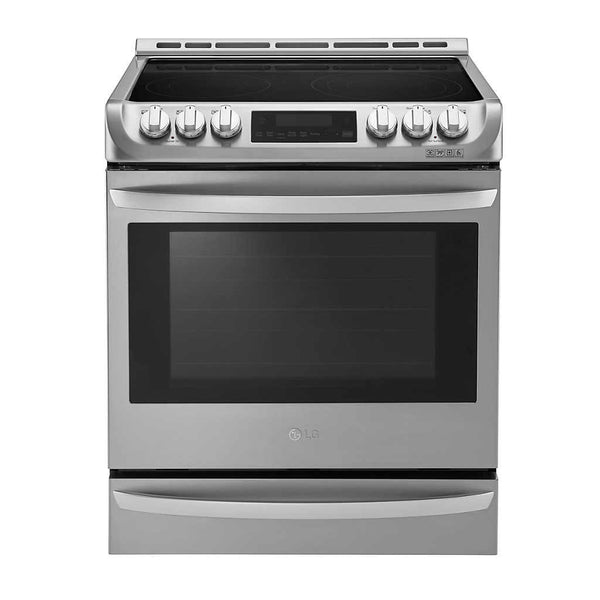 LG Slide in Electric Range - Stainless