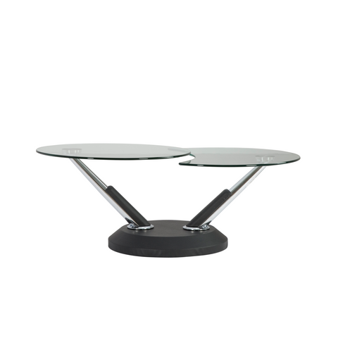 Modesto Swivel Cocktail Table