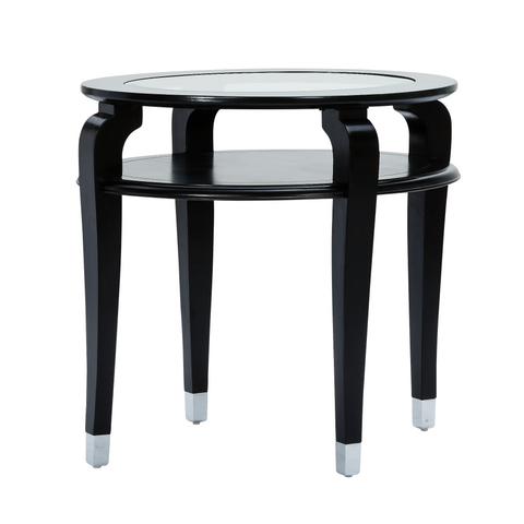 Harper Oval Cocktail Table