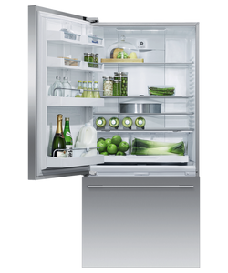 FISHER & PAYKEL FRENCH DOOR FRIDGE