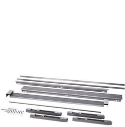 "Electrolux Electrolux 79"" Louvered or 75"" Collar Dual Stainless Steel Trim Kit"