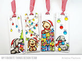 BB Happy Pawlidays Clear Stamps