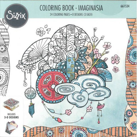 Coloring Book Imaginasia
