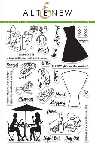 Ladies' Day Out Stamp Set