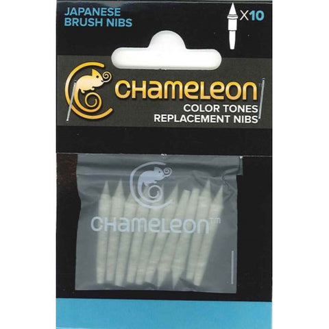 Chameleon Replacement Brush Tips - 10 pcs