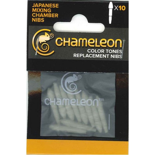 Chameleon Replacement Mixing Nibs - 10 pcs