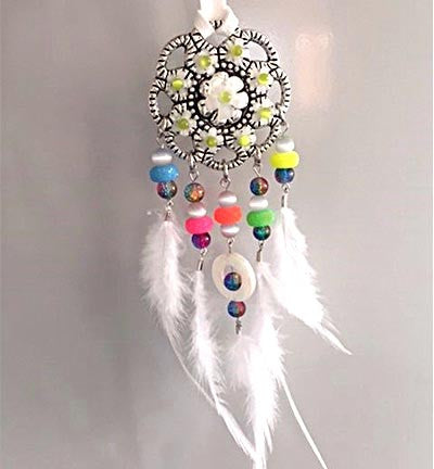 Dream Catcher Set: White