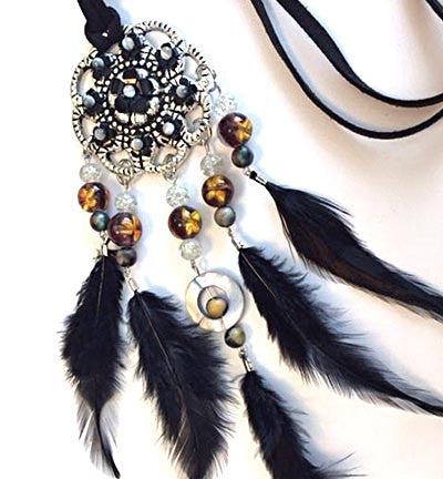 Dream Catcher Set: Black