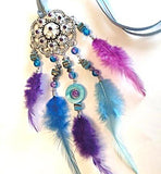 Dream Catcher Set: Purple