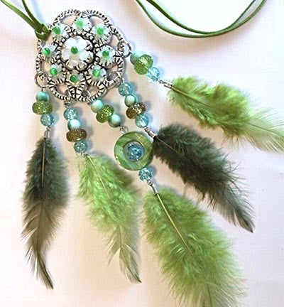 Dream Catcher Set: Green