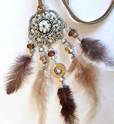 Dream Catcher Set: Brown