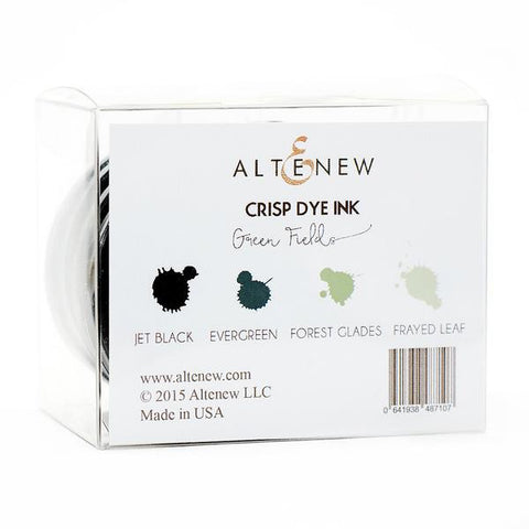 Altenew Green Fields Oval Set - YourHobbyMarket