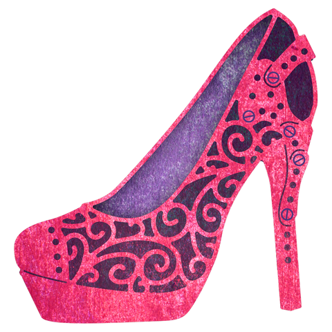 Cheery Lynn Designs - High Heel Die
