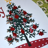 Cheery Lynn Designs Dies - Build a Christmas Tree
