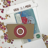 Coffee Gift Card Holder | Honey Cuts | Steel Craft Dies