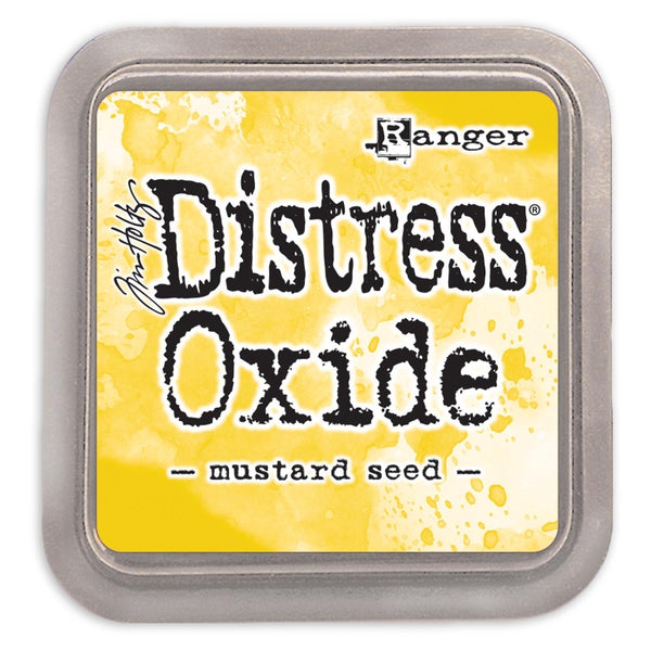 Distress Oxide Ink Pad MUSTARD SEED