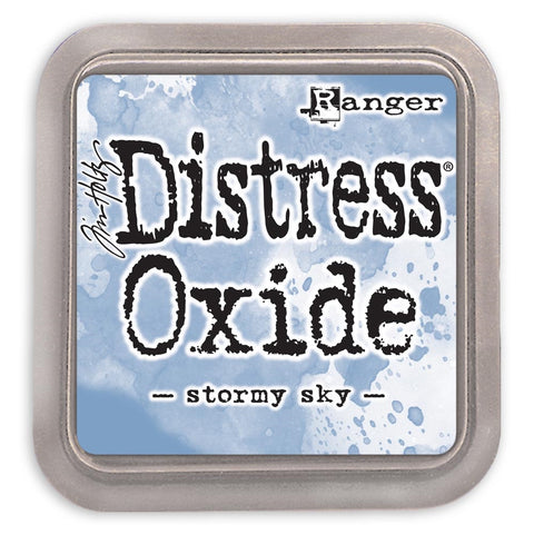 Distress Oxide Ink Pad STORMY SKY
