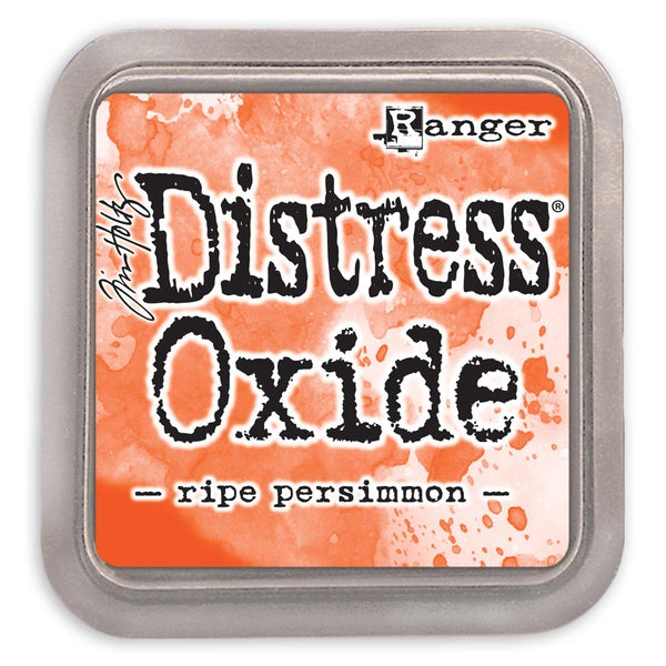 Distress Oxide Ink Pad RIPE PERSIMMON